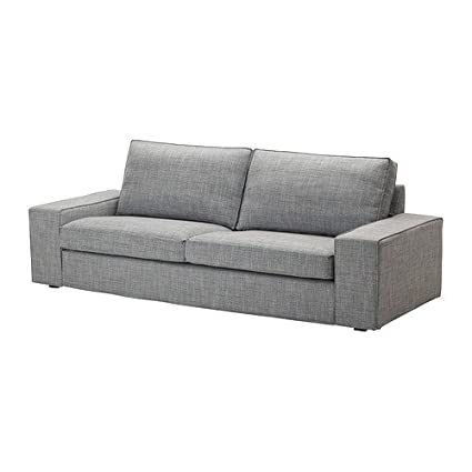 Amazon.com: Ikea Sofa, Isunda gray 6202.21711.342: Home ...