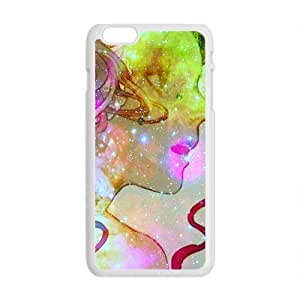 Galaxy Beautiful Girl Abstract Art Phone Case for iPhone6 Plus