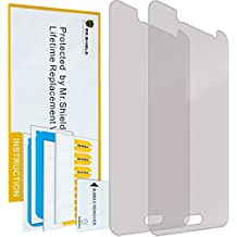 Mr Shield For Samsung Galaxy J2 Prime Privacy [Anti Spy] Screen Protector [2-PACK] with Lifetime Replacement Warranty
