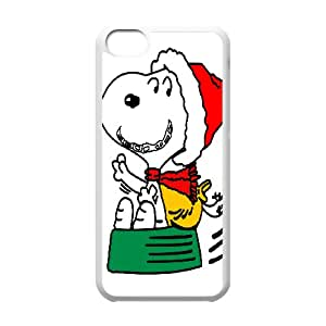 Quotes protective Phone Case snoopy For iPhone 5C NP4K03282