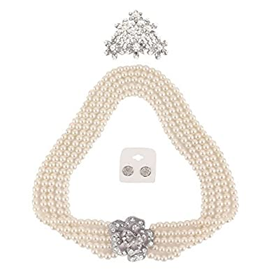 Utopiat Audrey Hepburn Breakfast en Tiffanys Bridal Pearl ...