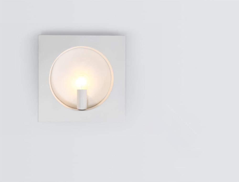 Kerze - schmiedeeiserne Wandleuchte Wohnzimmer Esszimmer Schlafzimmer den dekorative Leuchten geprägt, C