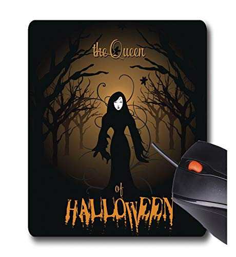 luckyly Tina Lavoie - Queen of Halloween - Non-Slip Rubber Mousepad Gaming Mouse Pad