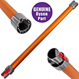 Dyson Quick Release Wand (Yellow) Part no. 967477-08 Compatible with Dyson V8 Absolute vacuum (Sprayed Nickel/Yellow), Dyson V8 Absolute Exclusive vacuum, Dyson V8 Carbon Fiber vacuum