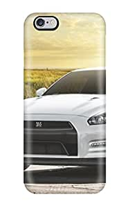 Protective Tpu Case With Fashion Design For Iphone 6 Plus (nissan Gt-r 543656)
