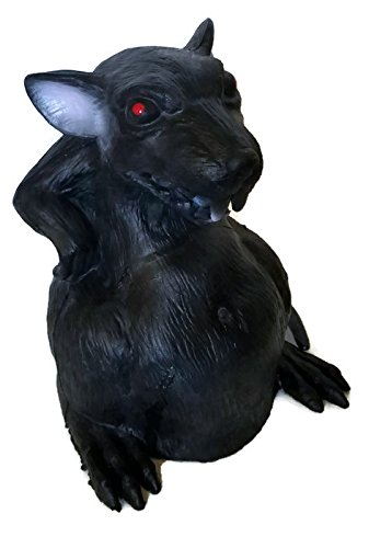 Large Creepy Crawly Rat (Calabazas De Halloween Papel)