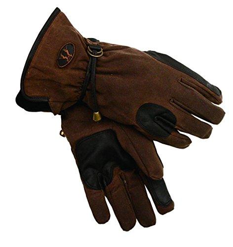 Riding Gloves Oilskin Canvas by Kakadu Australia -