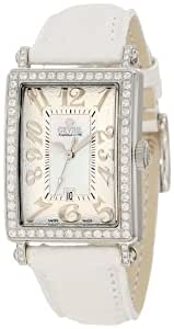 Gevril Women's 7249NL Mini Quartz Avenue of Americas White Diamond Watch
