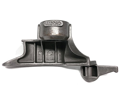 Coats Original Stainless Steel Mount/Demount Head with Round Hole 8183429