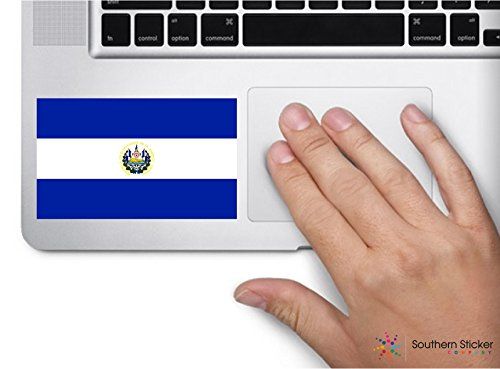 Buy el salvador flag sticker