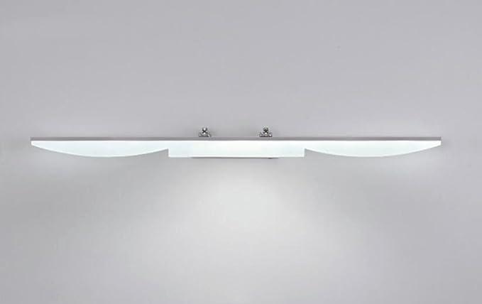 Fzw lampada da specchio bagno in ferro battuto lampada specchio