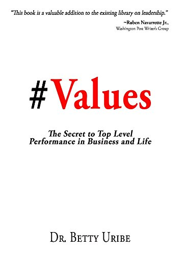 #Values: The Secret to Top Level Performance in Business and Life