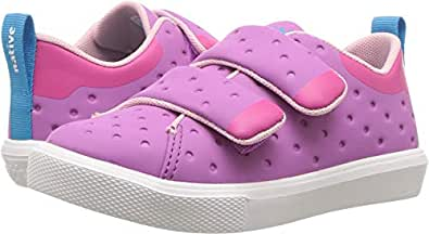 Native Kids Shoes Womens Monaco H&L CT (Toddler/Little Kid) Purple Size: 12 Little Kid