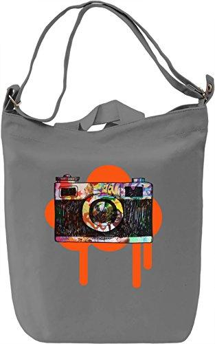 Graffiti Photography Borsa Giornaliera Canvas Canvas Day Bag| 100% Premium Cotton Canvas| DTG Printing|