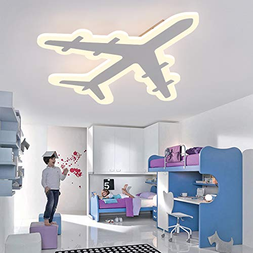 Airplane Pendant Light Fixture in US - 2
