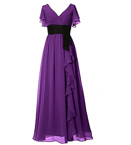 KA Beauty Kleid KA Violett Beauty Damen rqwrg148