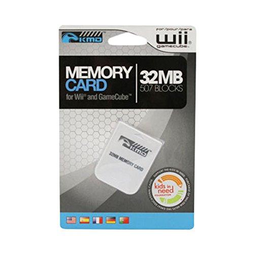 Nintendo GameCube 32MB 507 Block Memory Card [KMD]