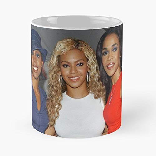 Destinys Child Jonas Groupband Legend World The Bangles Runaways Blondie - Morning Coffee Mug Ceramic Novelty, Funny Gift