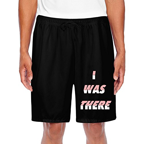 ZHONGRANINC Shorts Sweatpants For Men I Was There Casual - Dolce Online Store E Gabbana