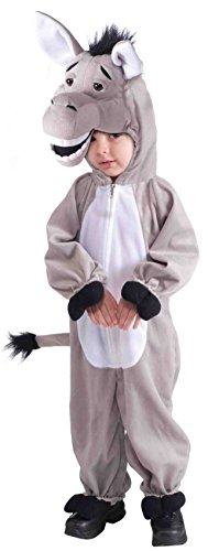 Forum Novelties Child's Medium Plush Donkey Costume -