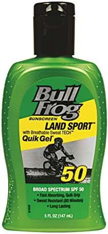 Land Sport Quik Gel SPF50 5oz