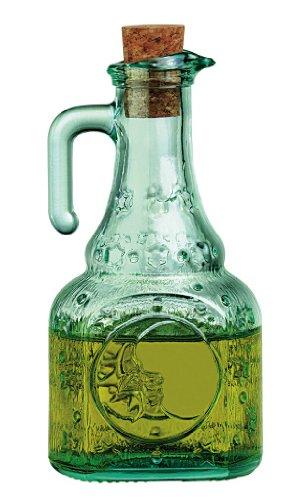 Bottle Gourmet Oil (Bormioli Rocco Country Home Helios Oil Bottle, 8-Ounce)