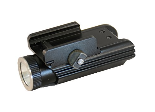 HiLight-P3-Series-300-Lumen-Strobe-LED-Light-for-Glock-Series-Sig-Sauer-Smith-Wession-Springfield-Bretta-Ruger-and-Heckler-Koch-etc