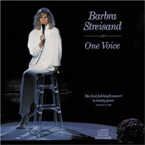 Barbra Streisand - One Voice [Live in Concert] by CRC