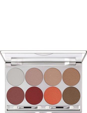 Amazon.com : Kryolan 9078 Glamour Glow Eye Shadow Makeup Palette 8 Colors - INDULGENCE : Beauty