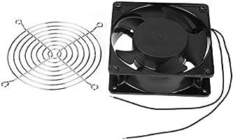 Fdit Ventilador de Incubadora Silencioso Ventilación Portátil de Aire Pequeños Accesorios de Máquina de Incubación 220-240 VCA: Amazon.es: Productos para mascotas