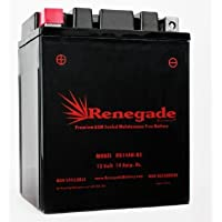 Utility Vehicle Battery; RG14AH-BS; Polaris 2012, 2013....