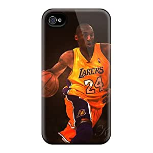 ChrismaWhilten Fashion Protective Kobe Bryant Cases Covers For Iphone 4/4s