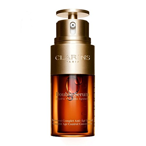 - CLARINS Double Serum Complete Age Control Concentrate, 1 Fluid Ounce