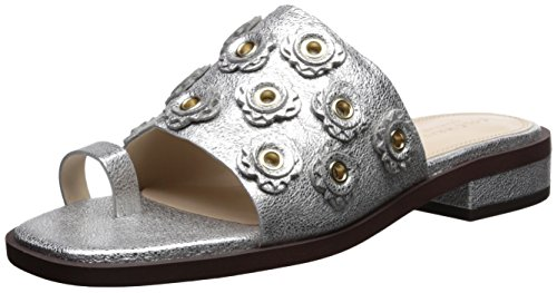 Floral Metallic Sandals - Cole Haan Women's Carly Floral