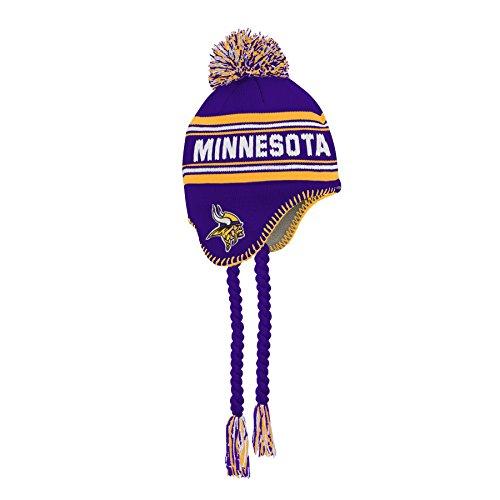 Minnesota Vikings Abomination Knit Hats c64ba3237