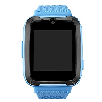Reloj Multi-Funcional Boy Reloj Digital Silica Gel Watchband Boy Sport Watch Azul: Amazon.es: Hogar
