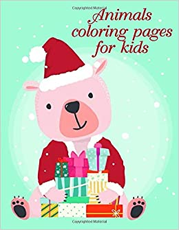 Animals Coloring Pages For Kids Mind Relaxation Everyday Tools