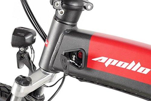 Bicicleta Plegable Eléctrica Smart 2s Ruedas 20