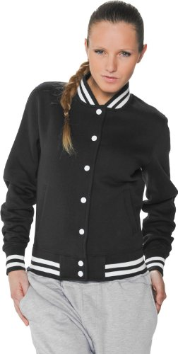 Classics College Grey Urban Dames Sweatjacket TB216 PwqqpnH7