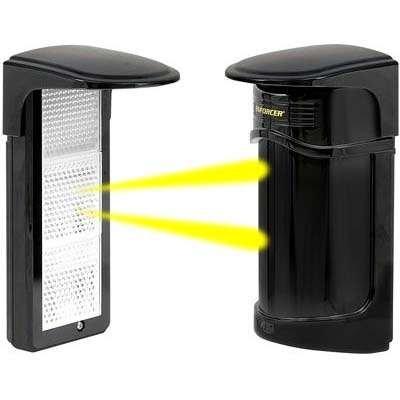Seco-Larm Enforcer Large Reflective Beam Sensor, 50 Ft. (E-931-S50RRLQ)