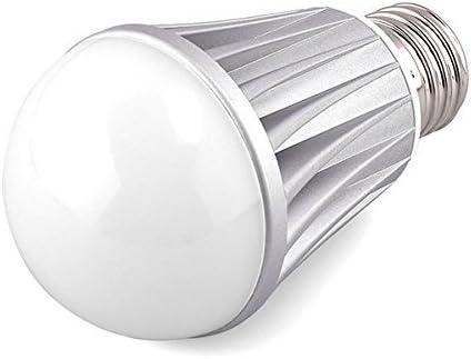 WiFi Wlan LED Lampe IWY® Master | RGBW Farbwechsel Birne | dimmbar | E27 | mit weiß 7,5 Watt | inkl. App (1er Pack)
