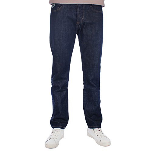 LOIS Mens Terrace Onewash Tapered Fit Denim Jeans W36 L32