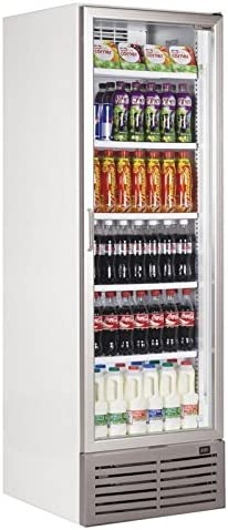 CARAVELL cbc401 Vertical Puerta de cristal enfriador refrigerate ...