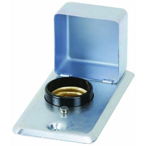 Bussmann BP/SOU single Fuse holder 2-1/4'' Handy Box Cover Unit 3/4 Hp Motor Size 15 Amp, 125V Box Cover Unit Ul ListCarded