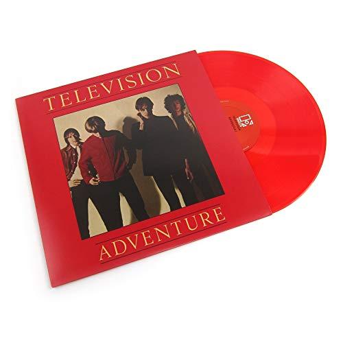 Price comparison product image Television: Adventure (Colored Vinyl) Vinyl LP