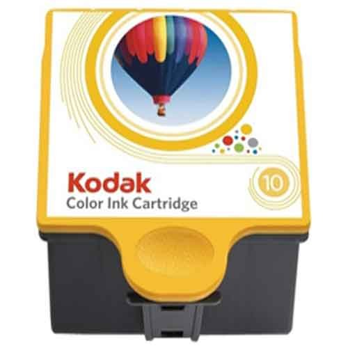 Kodak 10C Color Ink for Cartridge Easyshare 5000 Series, ESP 3,5,7,9, 3200, 5200, 7200, 9200 Series, ESP Office 6100 (Kodak Esp 5200 Ink Cartridge)