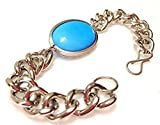 finaldeals Bracelet Salman Khan Firoza Style Bracelet for Mens for Gift Purpose