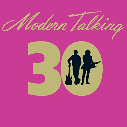 CD : Modern Talking - 30 (Germany - Import, 2 Disc)