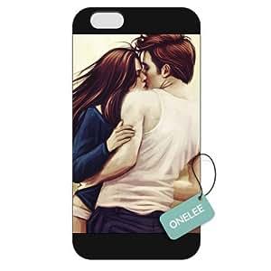 Onelee(TM) - Customized The Twilight Saga iPhone 6 Plus 5.5 Hard Plastic case cover - Black