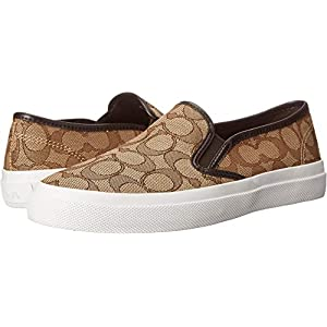 Coach Womens Chrissy Outline Sneaker